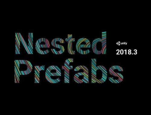 Migrate your project to Unity 2018.3 nested prefabs